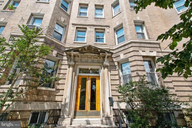 2605 Adams Mill Road NW #31, WASHINGTON, DC 20009 (#1001946614) :: Colgan Real Estate
