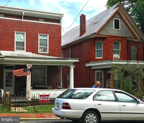 643 Bedford Street, CUMBERLAND, MD 21502 (#1001953418) :: Blue Key Real Estate Sales Team