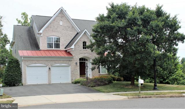 8947 Yellowleg Court, GAINESVILLE, VA 20155 (#1001953454) :: RE/MAX Cornerstone Realty