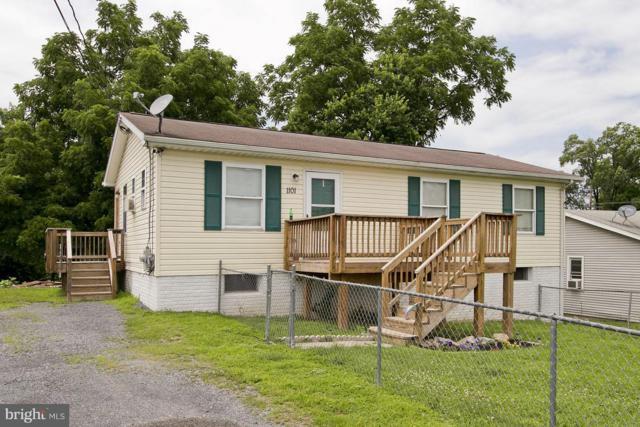 1101 Texas Street, MARTINSBURG, WV 25401 (#1001954150) :: Colgan Real Estate