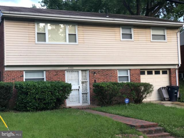 4300 Lyons Street, TEMPLE HILLS, MD 20748 (#1001955178) :: ExecuHome Realty