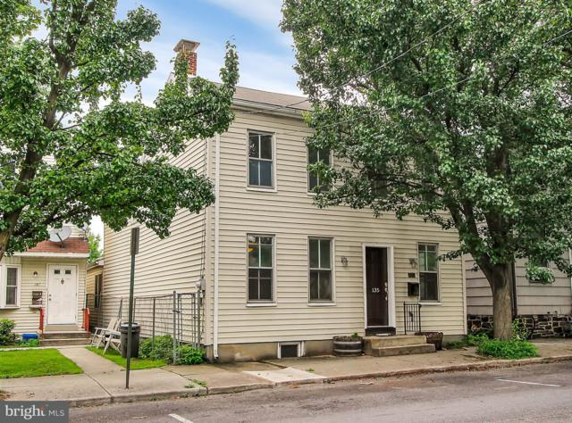 135 W High Street, GETTYSBURG, PA 17325 (#1001955250) :: Teampete Realty Services, Inc
