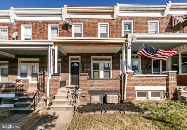 318 Washburn Avenue, BALTIMORE, MD 21225 (#1001957388) :: Circadian Realty Group
