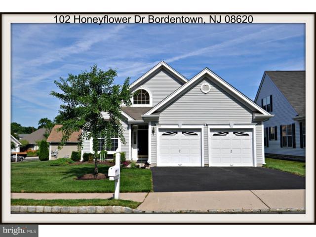 102 Honeyflower Drive, BORDENTOWN, NJ 08620 (#1001962166) :: REMAX Horizons