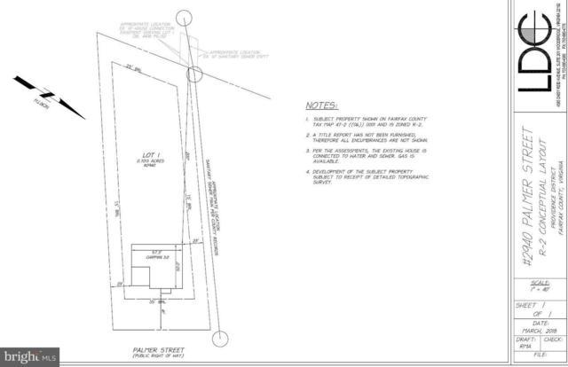 2940 Palmer Street, OAKTON, VA 22124 (#1001963114) :: Green Tree Realty