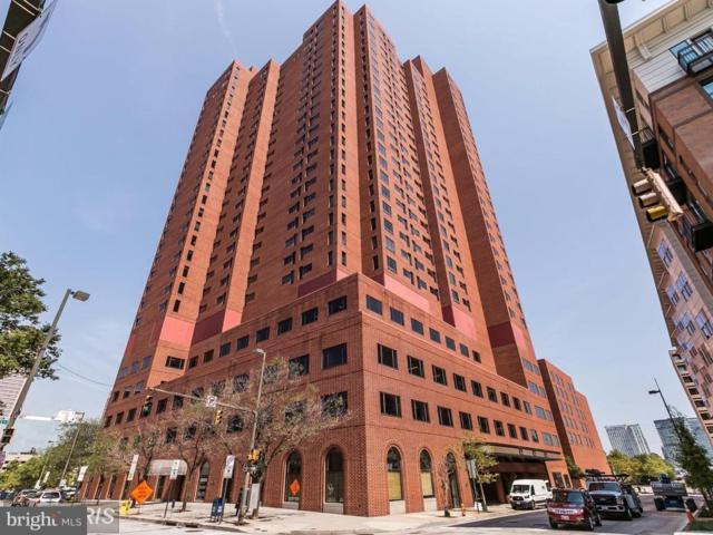 10 Lee Street #1905, BALTIMORE, MD 21202 (#1001964060) :: SURE Sales Group