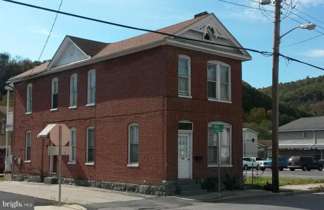 638 Centre Street, CUMBERLAND, MD 21502 (#1001965728) :: Advance Realty Bel Air, Inc