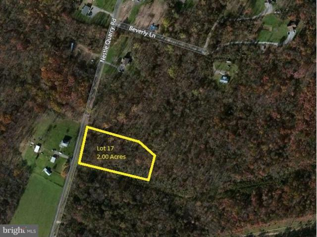 628 Nestle Quarry Road, FALLING WATERS, WV 25419 (#1001966082) :: Blue Key Real Estate Sales Team