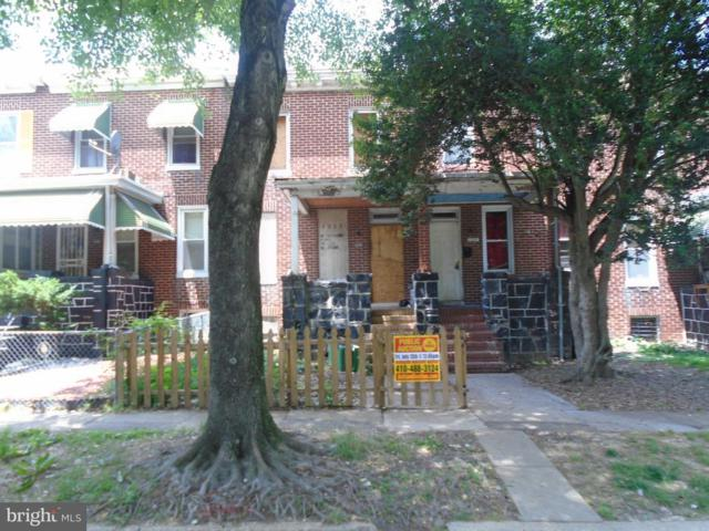 2332 Garrett Avenue, BALTIMORE, MD 21218 (#1001973882) :: Labrador Real Estate Team