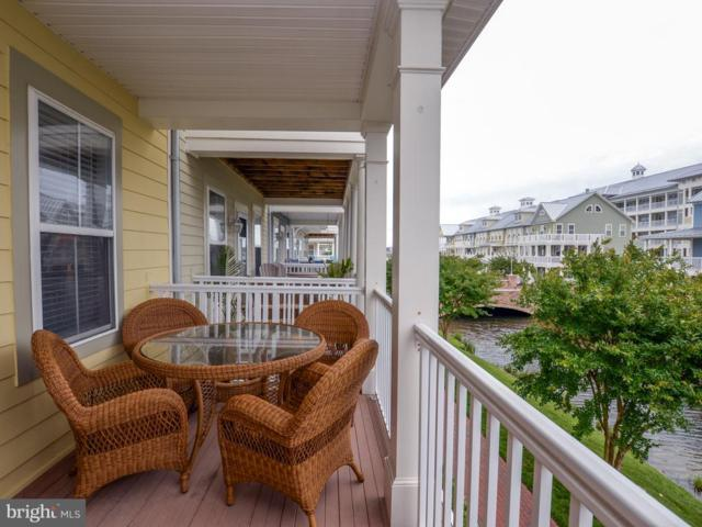 20 Canal Side Mews W Lut-Bi, OCEAN CITY, MD 21842 (#1001974746) :: The Windrow Group