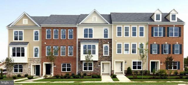 9815 Wood Glen Terrace, LANHAM, MD 20706 (#1001975092) :: The Putnam Group