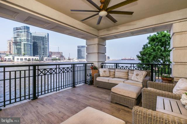 801 Key Highway #232, BALTIMORE, MD 21230 (#1001976814) :: Dart Homes