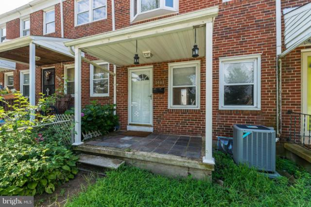 1461 Roland Heights Avenue, BALTIMORE, MD 21211 (#1001980274) :: AJ Team Realty