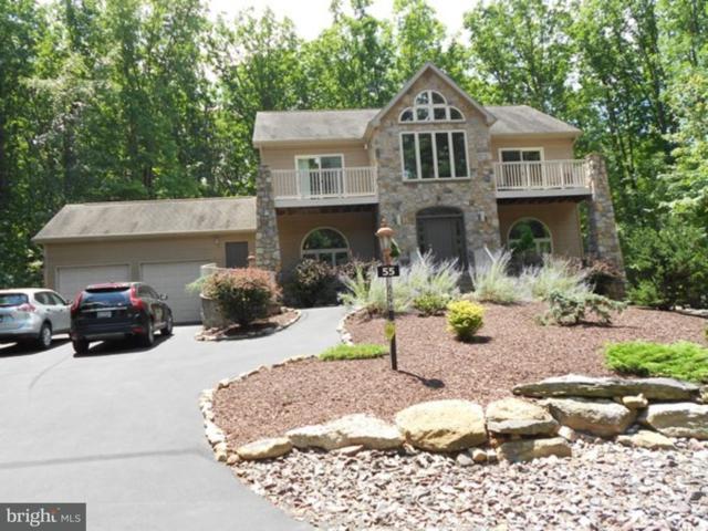 55 Conyngham Drive, HAZLETON, PA 18202 (#1001983692) :: The Craig Hartranft Team, Berkshire Hathaway Homesale Realty