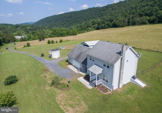91 Fritz Drive, DUNCANNON, PA 17020 (#1001985526) :: The Joy Daniels Real Estate Group