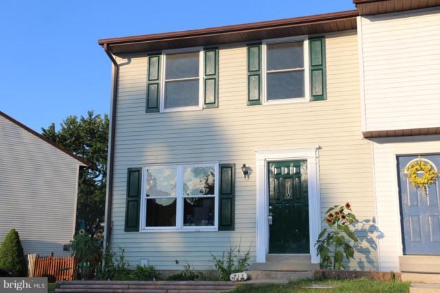 713 Johahn Drive, WESTMINSTER, MD 21158 (#1001988658) :: Colgan Real Estate