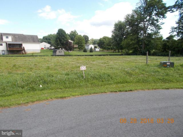 10843 Hershey Drive, WILLIAMSPORT, MD 21795 (#1001992754) :: AJ Team Realty