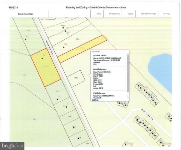 158 Marsh Hill Road, MC HENRY, MD 21541 (#1001992806) :: Bob Lucido Team of Keller Williams Integrity