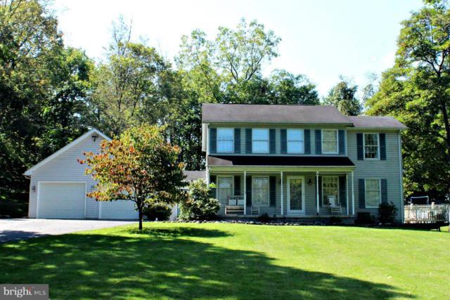 956 Woodbury Drive, KEARNEYSVILLE, WV 25430 (#1001995060) :: Colgan Real Estate