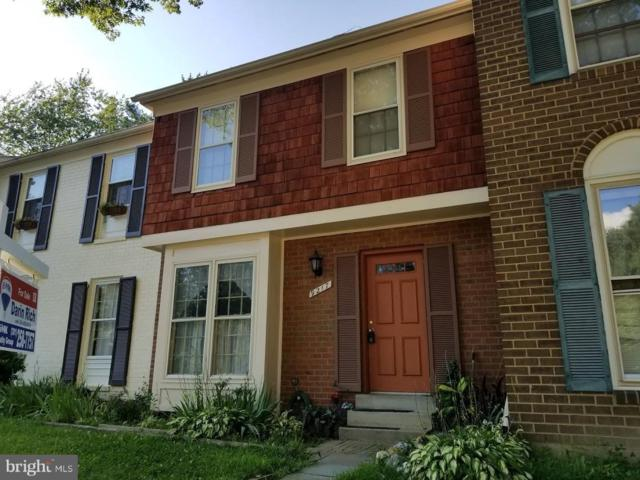9217 Frostburg Way, GAITHERSBURG, MD 20886 (#1002003054) :: The Putnam Group
