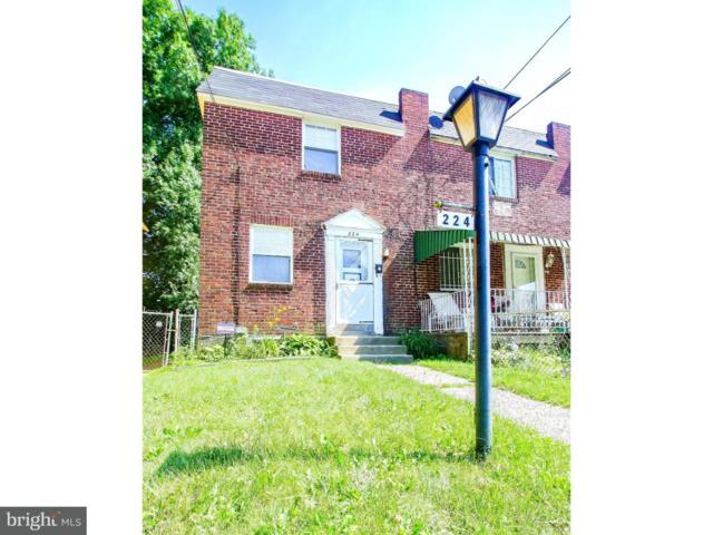 224-A Marks Avenue, DARBY, PA 19023 (#1002008620) :: Remax Preferred | Scott Kompa Group