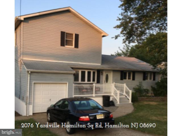 2076 Yardville Hamilton Sq Road, HAMILTON TOWNSHIP, NJ 08690 (#1002021902) :: Colgan Real Estate