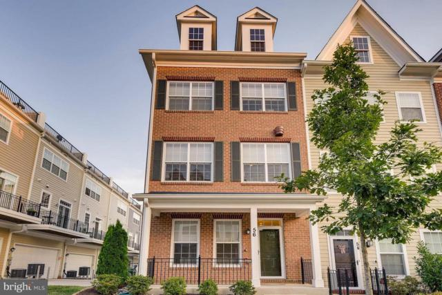56 Linden Place, TOWSON, MD 21286 (#1002028876) :: AJ Team Realty