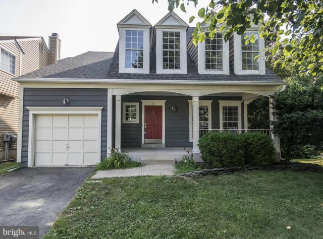 21 Woodmont Court, STAFFORD, VA 22554 (#1002032104) :: Colgan Real Estate