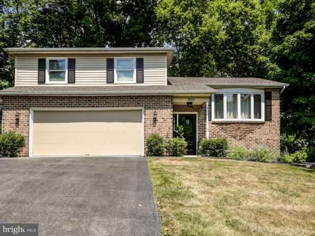 803 Dunbar Road, CARLISLE, PA 17013 (#1002036692) :: The Heather Neidlinger Team With Berkshire Hathaway HomeServices Homesale Realty