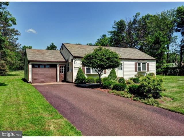 493 W Vine Street, HATFIELD, PA 19440 (#1002040208) :: Colgan Real Estate