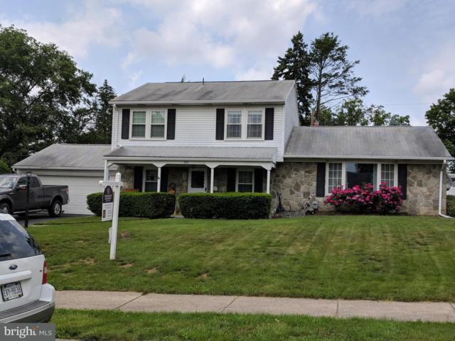709 Drexel Hills Boulevard, NEW CUMBERLAND, PA 17070 (#1002041022) :: The Heather Neidlinger Team With Berkshire Hathaway HomeServices Homesale Realty