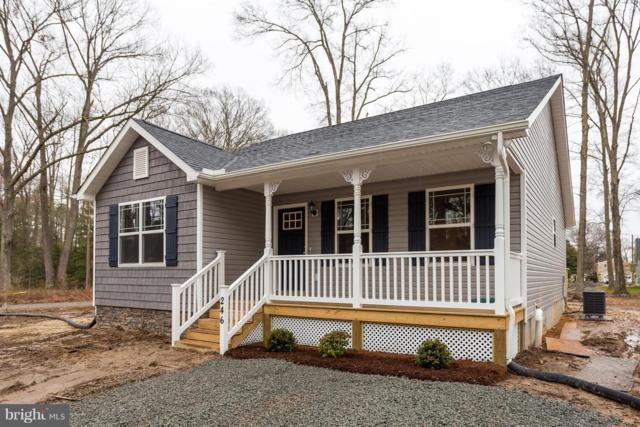 LOT 25A 7TH ST, COLONIAL BEACH, VA 22443 (#1002041404) :: The Withrow Group at Long & Foster