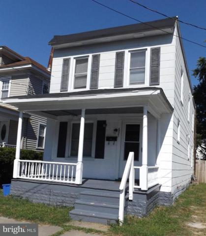 607 Oak Hill Avenue, SALISBURY, MD 21801 (#1002042286) :: Brandon Brittingham's Team