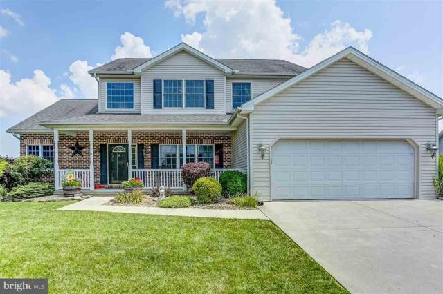 2432 Lobach Drive, MECHANICSBURG, PA 17055 (#1002043118) :: The Heather Neidlinger Team With Berkshire Hathaway HomeServices Homesale Realty