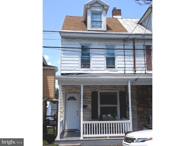 1642 W Norwegian Street, POTTSVILLE, PA 17901 (#1002043752) :: The Craig Hartranft Team, Berkshire Hathaway Homesale Realty