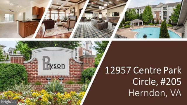 12957 Centre Park Circle #205, HERNDON, VA 20171 (#1002047510) :: The Withrow Group at Long & Foster