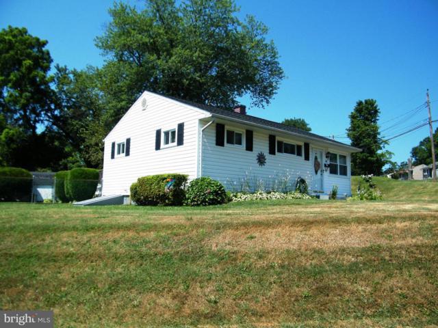 17 Wengate Road, OWINGS MILLS, MD 21117 (#1002048532) :: Colgan Real Estate