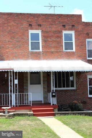 4438 Laplata Avenue, BALTIMORE, MD 21211 (#1002056476) :: Colgan Real Estate