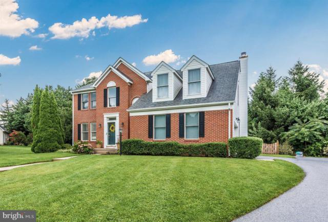 1009 Mercer Place, FREDERICK, MD 21701 (#1002057532) :: Advance Realty Bel Air, Inc