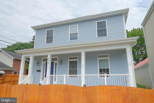 303 Canal Street, FREDERICKSBURG, VA 22401 (#1002057652) :: The Withrow Group at Long & Foster