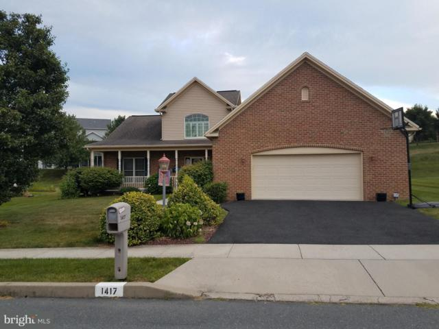 1417 Inverness Drive, MECHANICSBURG, PA 17050 (#1002057944) :: Teampete Realty Services, Inc