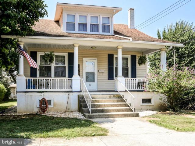 21 S Harrison Street, PALMYRA, PA 17078 (#1002058756) :: The Joy Daniels Real Estate Group