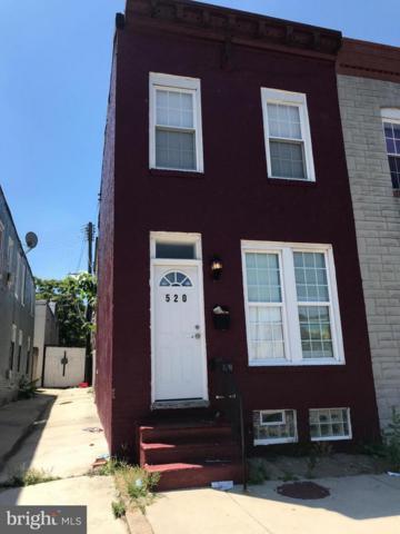 520 Collington Avenue, BALTIMORE, MD 21205 (#1002059738) :: AJ Team Realty