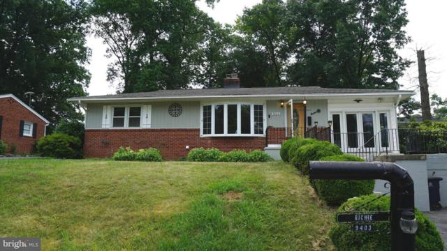 9403 Wellington Street, LANHAM, MD 20706 (#1002061870) :: Colgan Real Estate