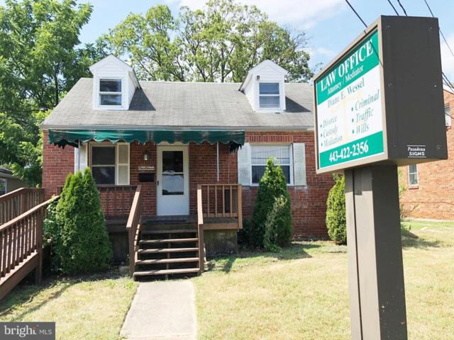 111 Georgia Avenue NE, GLEN BURNIE, MD 21060 (#1002062470) :: Colgan Real Estate