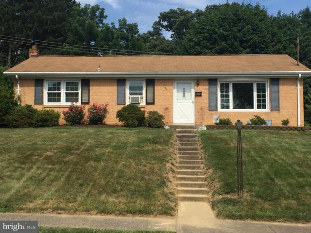 139 N 33RD Street, CAMP HILL, PA 17011 (#1002064358) :: The Joy Daniels Real Estate Group