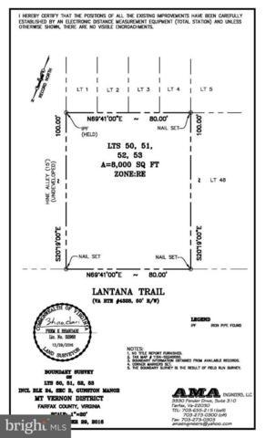 Lantana Trail, LORTON, VA 22079 (#1002070232) :: Bruce & Tanya and Associates