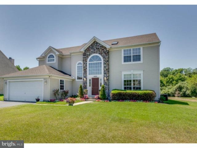 1685 Bracken Drive, WILLIAMSTOWN, NJ 08094 (MLS #1002077508) :: The Dekanski Home Selling Team