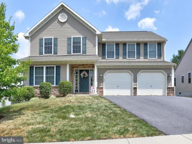 16 Chamberlain Lane, MILLERSVILLE, PA 17551 (#1002078090) :: The Craig Hartranft Team, Berkshire Hathaway Homesale Realty