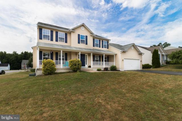 11100 Palladium Way, FREDERICKSBURG, VA 22407 (#1002083440) :: AJ Team Realty